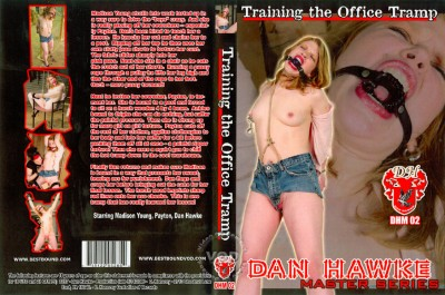 Training The Office Tramp (2011 / DVDRip) cover