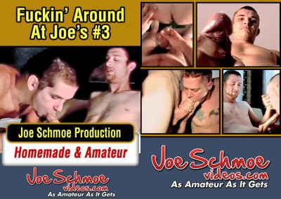 Joe Schmoe – Fuckin' Around At Joe's Vol.3 (2011)