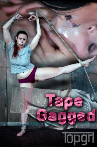 Tape Gagged - Bella Rossi, London River high