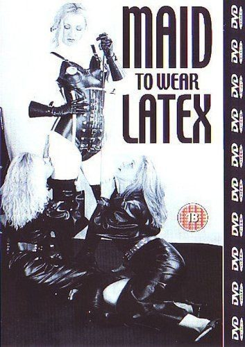Maid To Wear Latex (1995) VHSRip cover