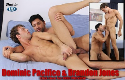 Dominic Pacifico and Brandon Jones