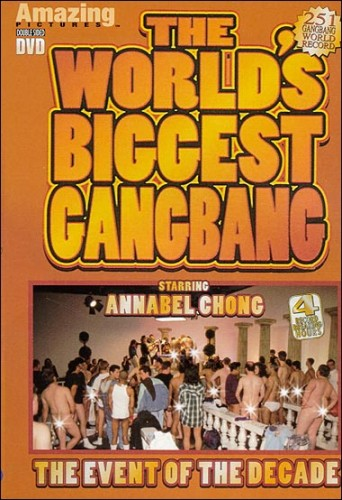The World's Biggest Gang Bang cover