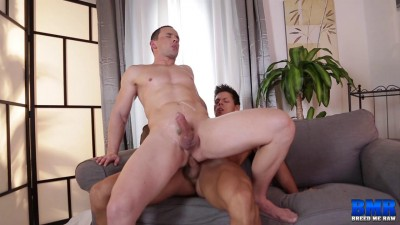 Ennio Guardi and Andy West