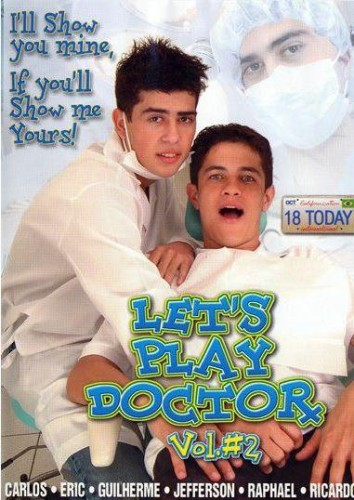 Let's Play Doctor vol 2