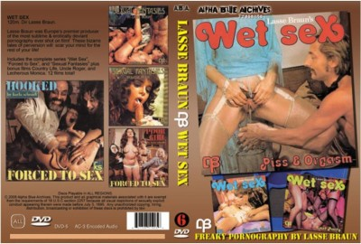 Wet Sex cover