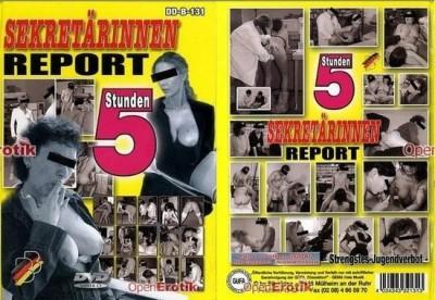 Sekretärinnen Report  5 cover