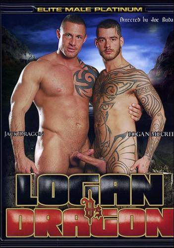 Logan vs Dragon cover