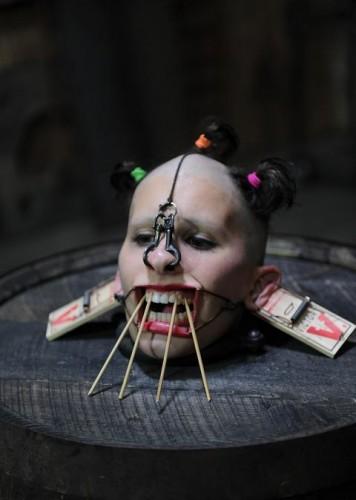 Head Games - Slave Marina
