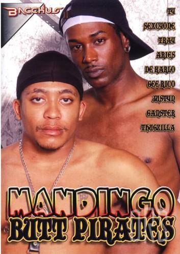 Mandingo Butt Pirates ( Bacchus ) cover