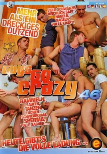 Guys Go Crazy 46 cover