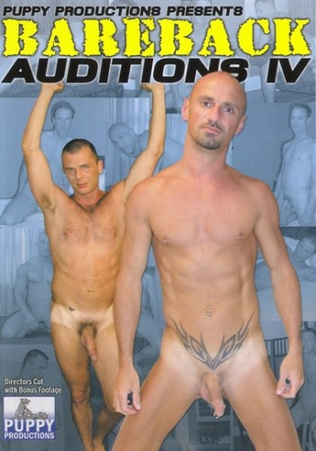 Bareback Auditions 4 (2004) cover