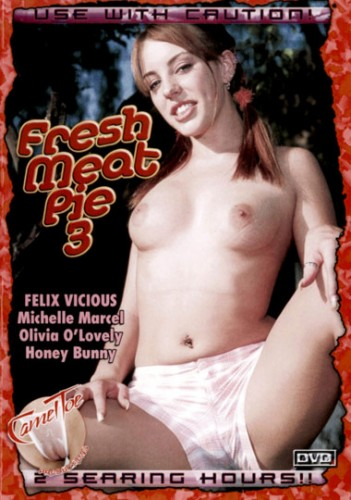Fresh meat pie vol3 cover