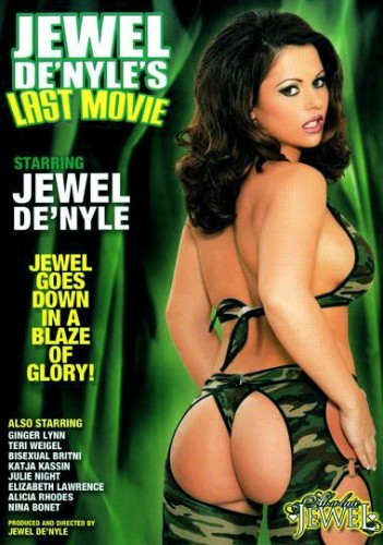 Jewel De' Nyle's Last Movie (2004) cover