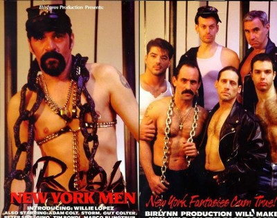 Real New York Men cover