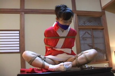 Classical Japanese national BDSM