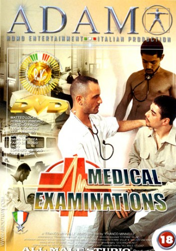 00472-Medical examinations [All Male Studio] cover