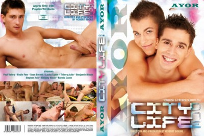 City Life 1 cover