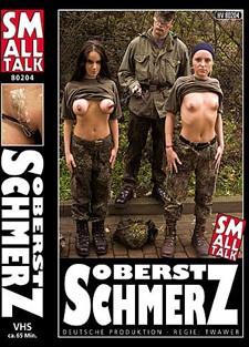 [Small Talk] Oberst schmerz Scene #1 cover