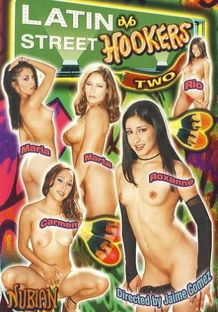 Latin Street Hookers 2 (2003) cover