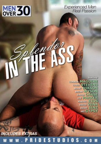 Splendor in the Ass (Men Over 30 & Pride Studios)