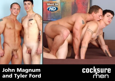 John Magnum and Tyler Ford