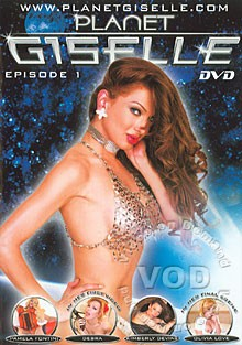 Planet Giselle vol1 cover