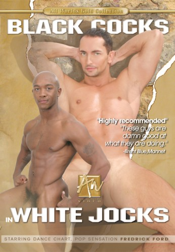 Black Cocks in White Jocks cover