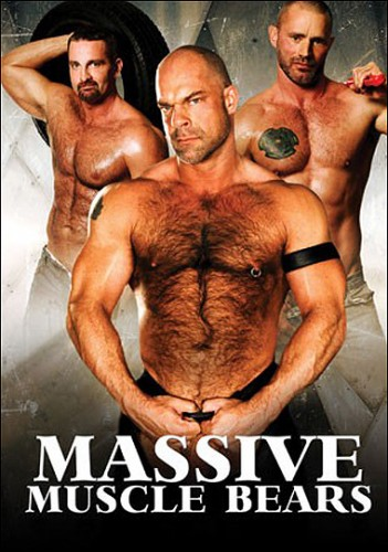 Massive Studio Massive Muscle Bears