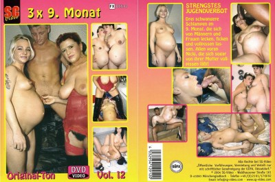 Schwanger 12 – 3×9 Monat cover