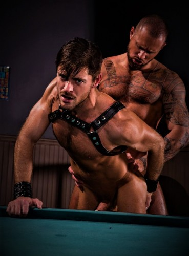 Two Dick Minimum, Scene 2 - Jack Andy, Michael Roman