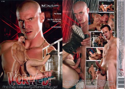 Vimpex Gay Media – Worked! (2011) cover