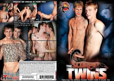 The Scorpio Twins (2010) cover