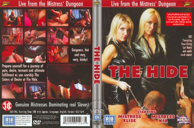 The Hide (2011) DVDRip cover