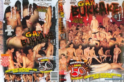 Gay Bukkake #1 (Blue Pictures - 2005) DVDRip cover