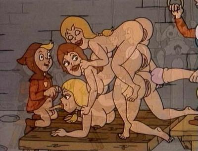 Cartoon-Sex Vol. 1 cover