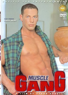 [Pacific Sun Entertainment] Muscle gang Scene #1 cover