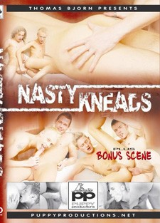 [Puppy Productions] Nasty kneads Scene #3 cover