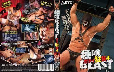 Brawny Mad Attack vol.4 cover