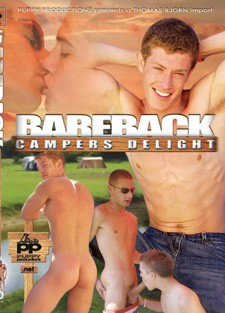[Puppy Productions] Bareback campers delight Scene #4 cover