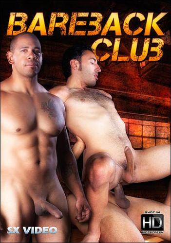 SX Video - Bareback Club cover