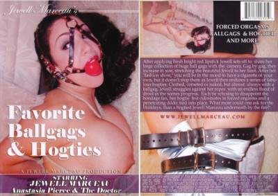 Jewell's Favorite Ballgags & Hogties cover