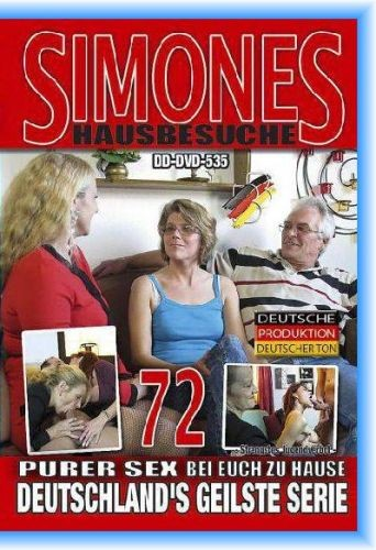 Home sex with Simone # 72 cover