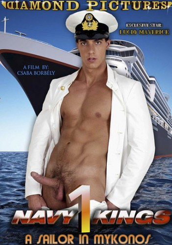 Navy Kings: A Sailor in Mykonos - Beautiful Men