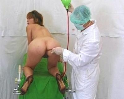 [Sascha Peoduction] Die klistier klinik teil1 Scene #3 cover