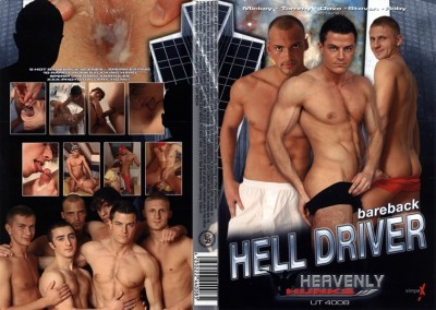 Bareback Hell Driver (Vimpex / Heavenly Hunks) cover
