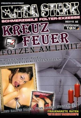 Extra Stark #115 - Kreuzfeuer Fotzen am Limit cover