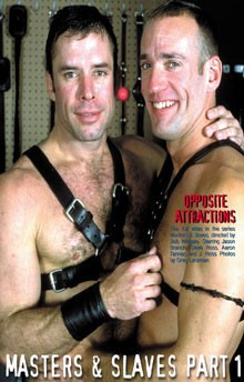 Masters and Slaves 1: Opposite Attractions & Ties That Bind  ( Bound & Gagged ) cover