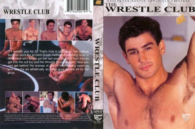The Wrestle Club cover