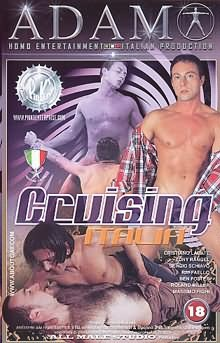 Cruising Italia [All Male Studio] cover