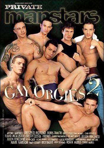 Gay Orgies 2 cover